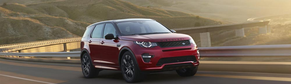 LAND ROVER DISCOVERY SPORT 2.2 TD4